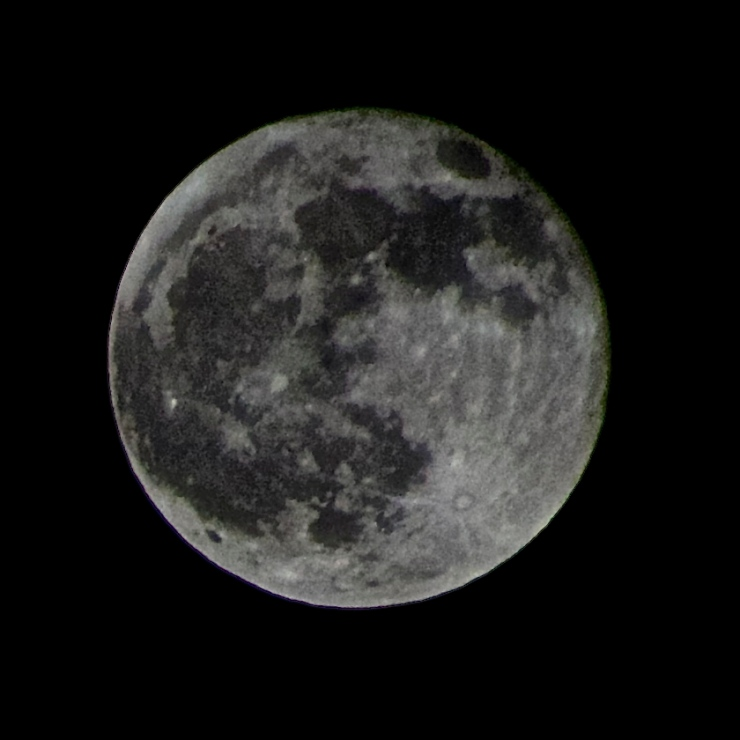 Green Moon 4 25 13