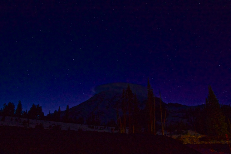 Tahoma with Night