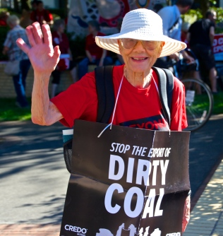 We can stop coal with a smile!