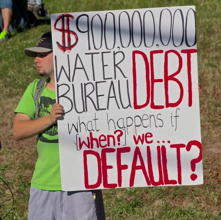 Corporate imagined Debt