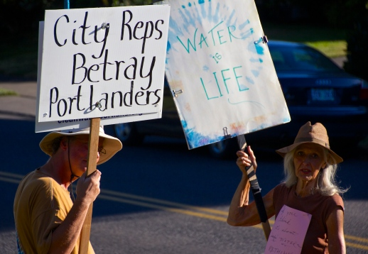 City Officials defying citizens