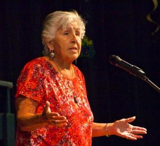 Esther Stutzman - Kalapuya, Coos
