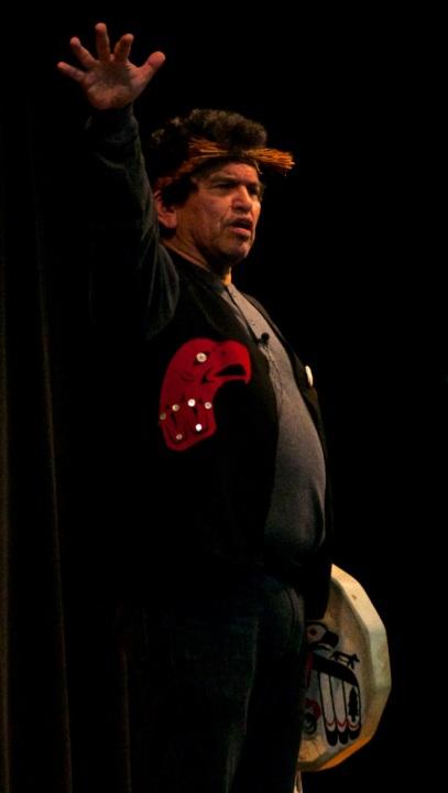 Roger Fernandes - Lower Elwha S'Klallam