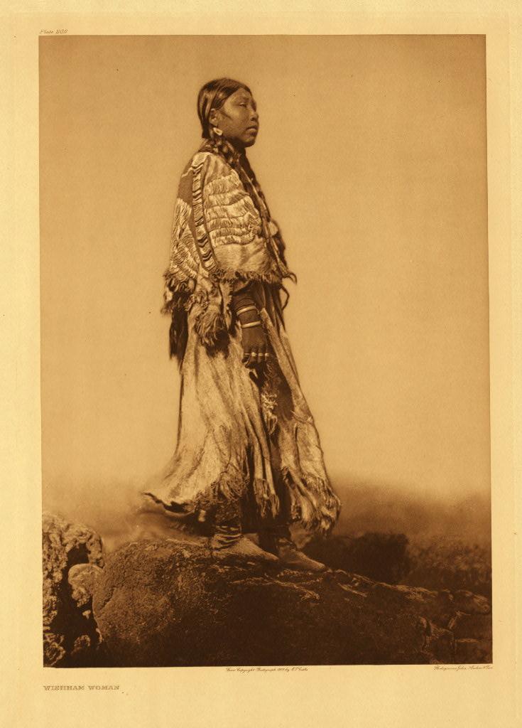Wishram / Celilo Woman
