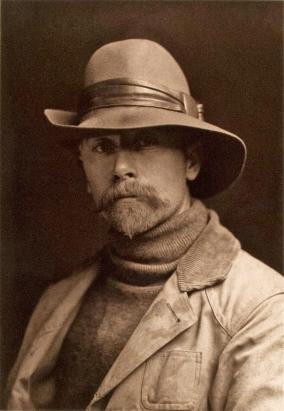 Edward Sheriff Curtis - circa  1889