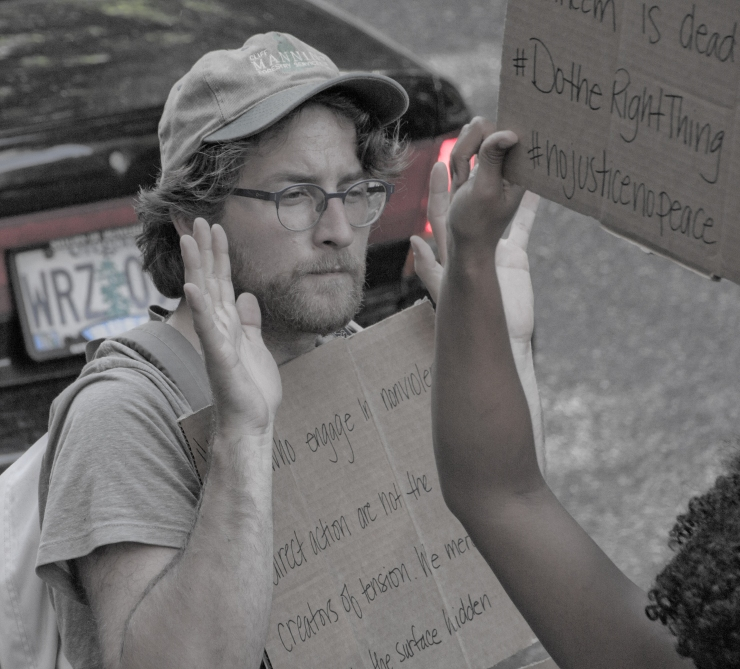 Day of Outrage Ferguson Solidarity Aug 21, 2014