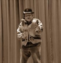 Ed Edmo (Shoshone-Bannock, Nez Perce)