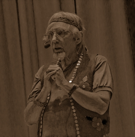 Woodrow Morrison (Haida)