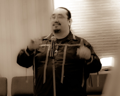 Toby Joseph (Apache, Navajo, Seneca, Ute)